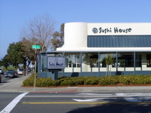Sushi House, 2375 Shoreline Drive, Alameda, California