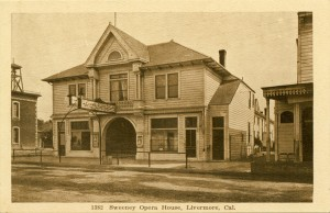 Sweeney Opera House, Livermore, California