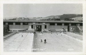 Swimming Pool, San Leandro, Calif.