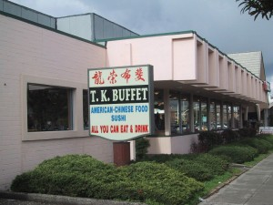 T. K. Buffet, 1619 Webster St., Alameda, California