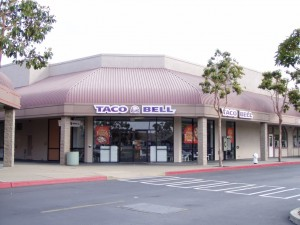 Taco Bell, 2325 South Shore Center, Alameda, California May 2003