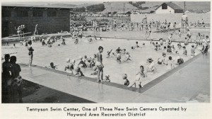 Tennyson Swim Center, Hayward, California
