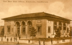 The New Post Office, Alameda, California