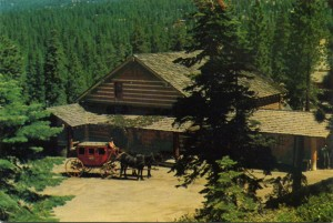 The Ranch House of the Cartwrights, Ponderosa Ranch, Incline Village, Nevada