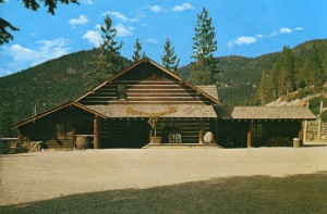 The Ranch House of the Cartwrights. Ponderosa Ranch, Incline Village, Nevada
