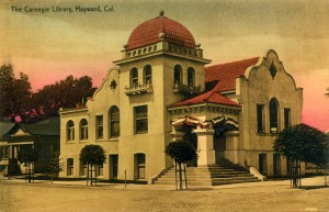 The Carnegie Library, Hayward, California