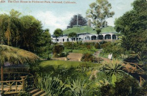 The Clubhouse, Piedmont Park, Oakland, California