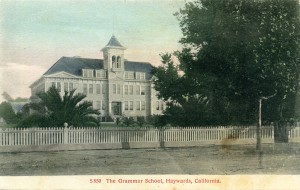 The Grammar School, Haywards, California