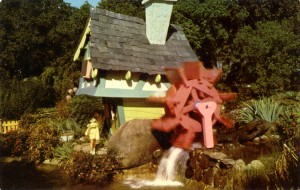 The Merry Miller, Children's Fairyland, Oakland, California