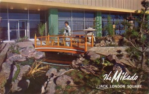 The Mikado, 70 Jack London Square, Oakland, California