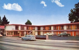 Highlander Motel, 3255 MacArthur Blvd., Oakland, California