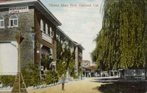 Theatre, Idora Park, Cal.