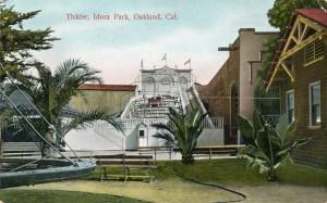 Tickler, Idora Park, Oakland, Cal.