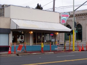Tillie's Diner, 1500 Webster St., Alameda, California, April 25, 2005