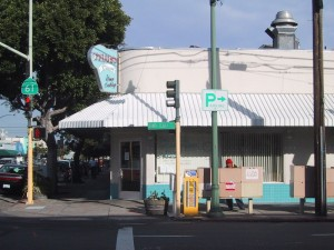 Tillie's Diner, 1500 Webster St., Alameda, California