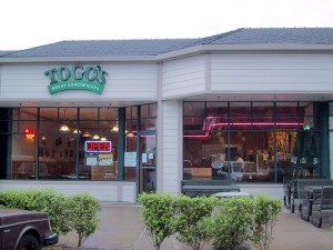 Togos Eatery, 730 Atlantic Ave., Alameda, California