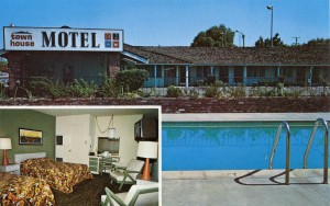Town House Motel, 1421 First St., Livermore, California