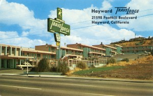 Travelodge, 21598 Foothill Blvd., Hayward, California