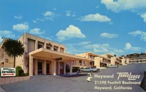 Travelodge, 21598 Foothill Boulevard, Hayward, California