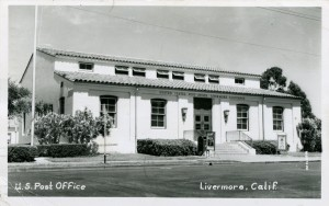 U. S. Post Office, Livermore, California