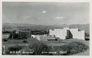 U. S. V. A. Hospital, Livermore, California