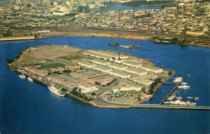 U. S. Coast Guard Base, Governement Island, Alameda, California