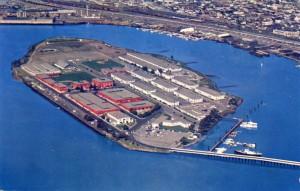 U. S. Coast Guard Base, Government Island, Alameda, California