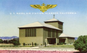 Air Station Chapel, U. S. Naval Air Station, Alameda, California