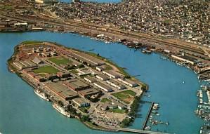 U. S. Training and Supply Center, Government Island, Alameda, California