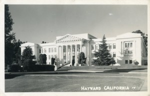 Union High School, Hayward, California