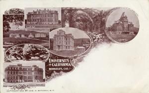 University of California Berkeley, Cal. 1898