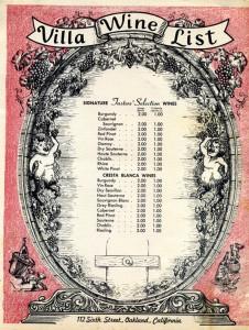 Villa_De_La_Paix_Oakland_CA_menu_wine_list