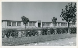 Village School, San Lorenzo, California