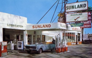Village Service Station, 15842 Hesperian Blvd., San Lorenzo, California