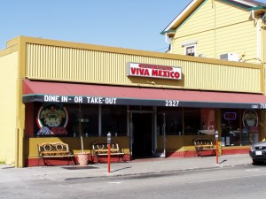 Viva Mexico, 2327 Central Ave., Alameda, California May 2003