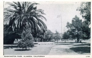 Washington Park, Alameda, California