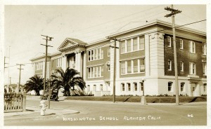 Washington School, Alameda, California