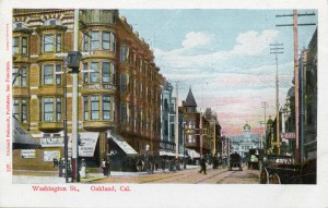 Washington St., Oakland, Cal.