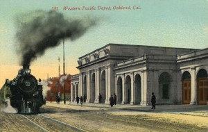 Western Pacific Depot, Oakland, California