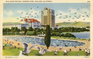 Wild Game Refuge, Lakeside Park, Oakland, California