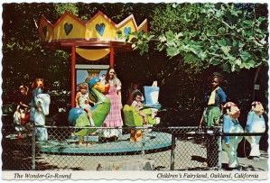 Wonder-Go-Round, Children's Fairyland, Oakland, California