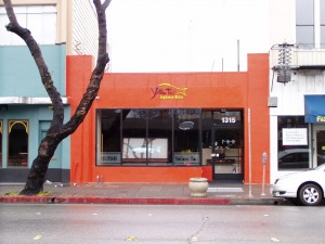 Yellow Tail, Japanese Bistro, 1315 Park St., Alameda, California Feb. 2005