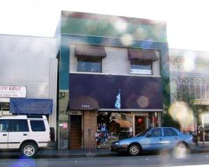 Yume Sushi, 1428 Park St., Alameda, California, Dec. 2003