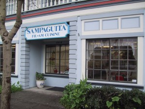 Sampaguita, Fil-Am Cuisine, 1216 Lincoln Ave., Alameda, California