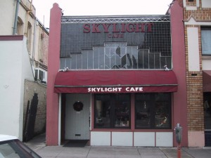Skylight Cafe, 2320 Central Ave., Alameda, California